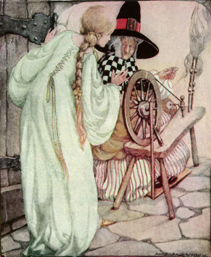 Briar Rose, Anne Anderson