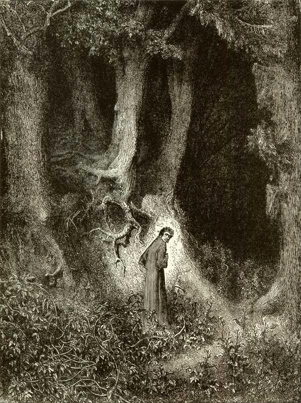 Gustave Dore, The Divine Comedy