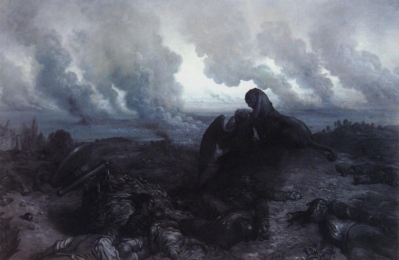 Gustave Dore, Enigma