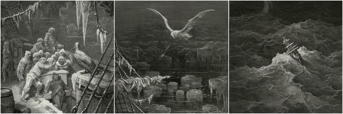 Gustave Dore Rime of the Ancient Mariner Art Prints at Artsy Craftsy
