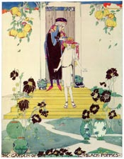 The Star-Child: The Garden of Black Poppies, Jessie M. King