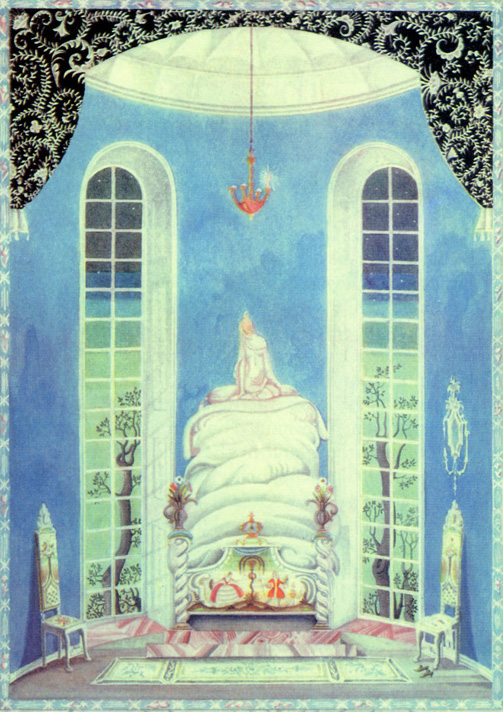 The Real Princess by Kay Nielsen